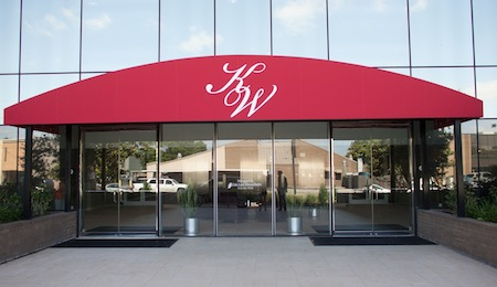 Front of KW Commercial Texas Gulf